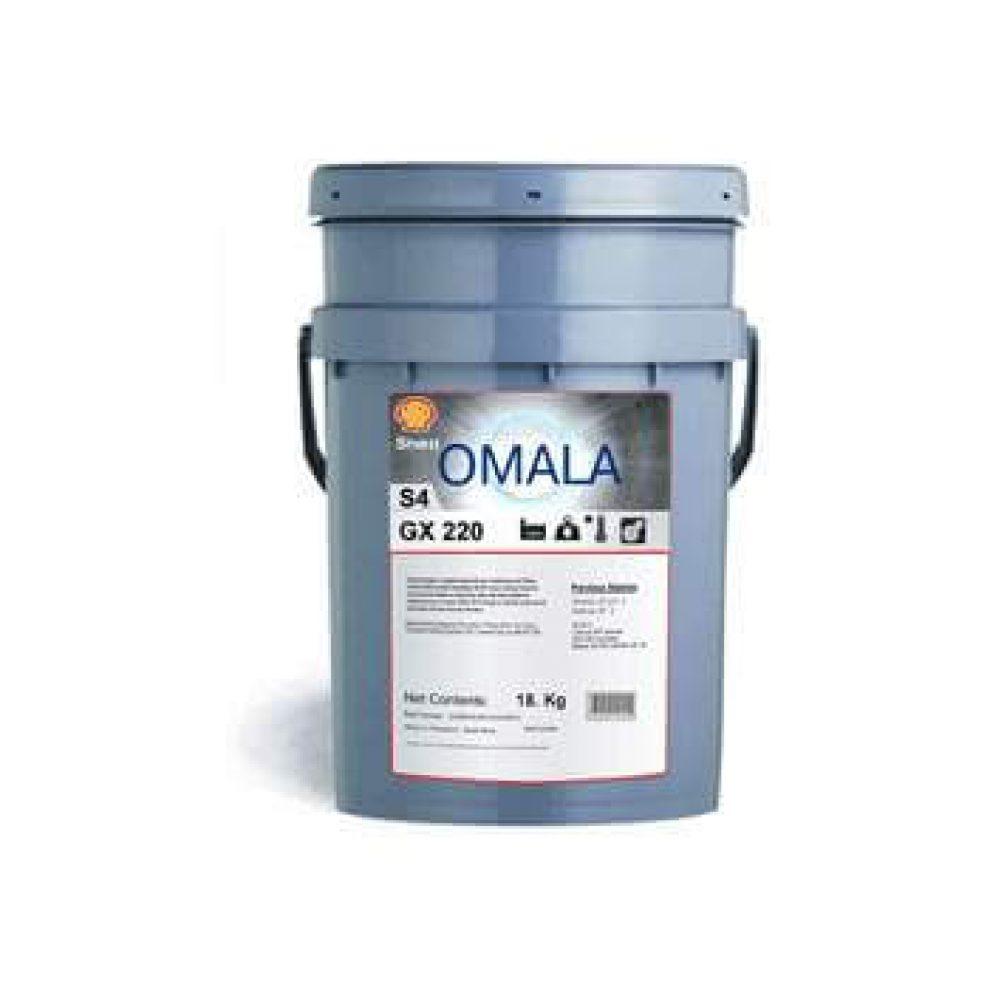 Shell Omala G 220