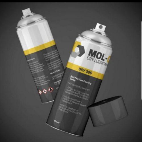 Moly-C dry 305